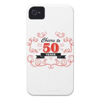 Capa Para iPhone 4 Case-Mate Elogios a 50 anos