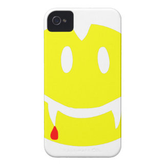 Capa Para iPhone 4 Case-Mate emoji dracula do vampiro