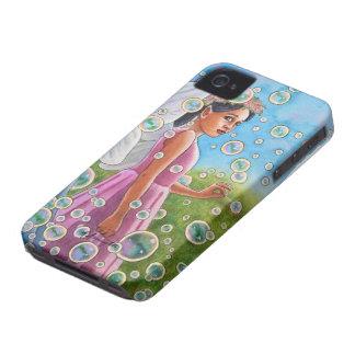 Capa Para iPhone 4 Case-Mate Fadas da bolha