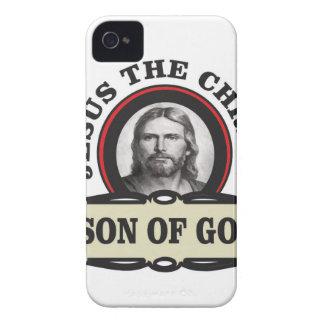 Capa Para iPhone 4 Case-Mate filho do jc do deus