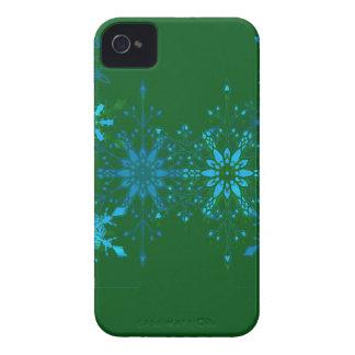 Capa Para iPhone 4 Case-Mate Flocos de neve