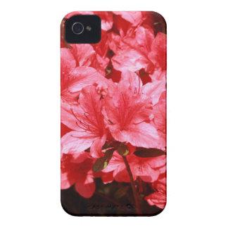 Capa Para iPhone 4 Case-Mate flores do vermelho da azálea