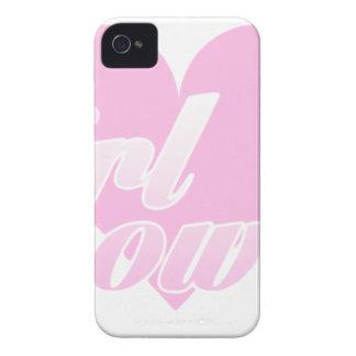 Capa Para iPhone 4 Case-Mate girl power