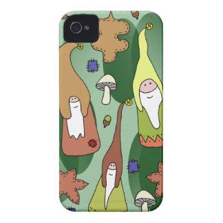 Capa Para iPhone 4 Case-Mate Gnomos da floresta