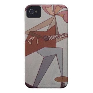 Capa Para iPhone 4 Case-Mate Homem 1975 da guitarra