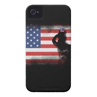 Capa Para iPhone 4 Case-Mate Honre nossos heróis no Memorial Day