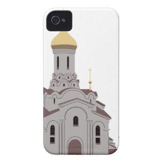 Capa Para iPhone 4 Case-Mate Ilustração da catedral