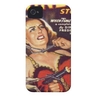 Capa Para iPhone 4 Case-Mate Imps da menina e do mau de dança