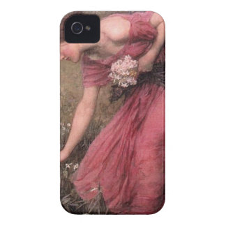 Capa Para iPhone 4 Case-Mate John William Waterhouse - narciso - belas artes