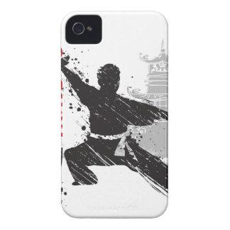 Capa Para iPhone 4 Case-Mate Kung Fu