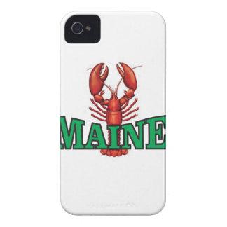 Capa Para iPhone 4 Case-Mate lagosta verde de Maine