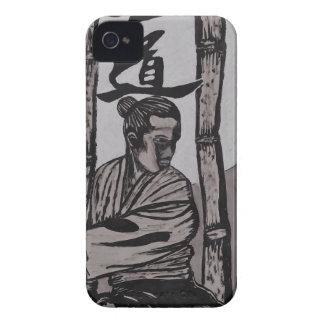 Capa Para iPhone 4 Case-Mate Lua de Bushido por Cartrer L. Shepard