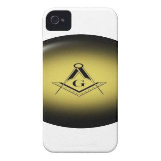 Capa Para iPhone 4 Case-Mate Luz maçónica