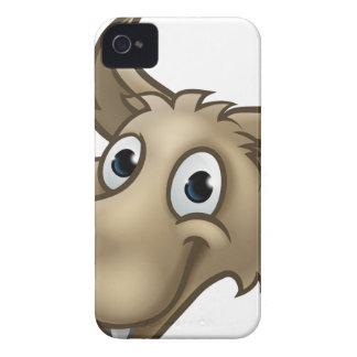 Capa Para iPhone 4 Case-Mate Mascote do caráter do lobo dos desenhos animados