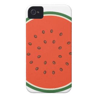 Capa Para iPhone 4 Case-Mate melancia para dentro