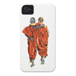 Capa Para iPhone 4 Case-Mate Monges budistas