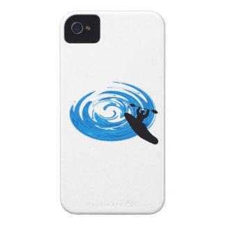 Capa Para iPhone 4 Case-Mate Monte os Rapids