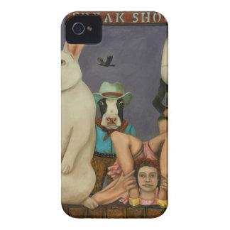 Capa Para iPhone 4 Case-Mate Mostra arrepiante