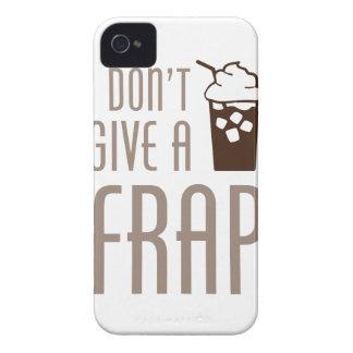 Capa Para iPhone 4 Case-Mate Não dê um Frap