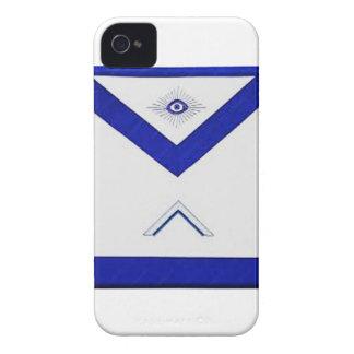 Capa Para iPhone 4 Case-Mate O avental do mestre do Freemason