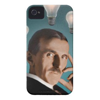 Capa Para iPhone 4 Case-Mate O sonho de Tesla