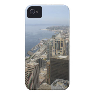 Capa Para iPhone 4 Case-Mate Opinião de Arial de Seattle