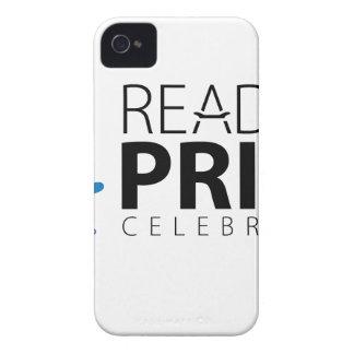 Capa Para iPhone 4 Case-Mate Orgulho da leitura