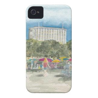 Capa Para iPhone 4 Case-Mate Parque tailandês Berlim