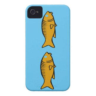 Capa Para iPhone 4 Case-Mate peixes que nadam
