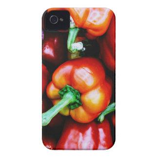 Capa Para iPhone 4 Case-Mate Pimentas de Bell vermelhas