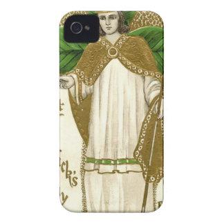 Capa Para iPhone 4 Case-Mate Poster velho bonito de patrick de santo