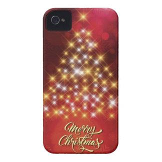 Capa Para iPhone 4 Case-Mate Presentes do Natal