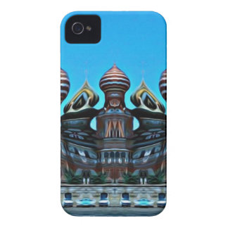 Capa Para iPhone 4 Case-Mate Psycgedelic Moscovo