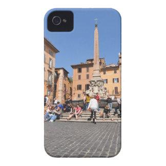 Capa Para iPhone 4 Case-Mate Quadrado em Roma, Italia