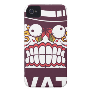 Capa Para iPhone 4 Case-Mate que wat os dentes assustadores projetam