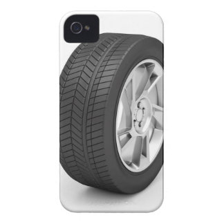 Capa Para iPhone 4 Case-Mate Roda de carro