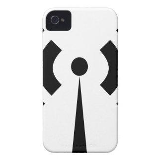 Capa Para iPhone 4 Case-Mate Sinal de Wifi