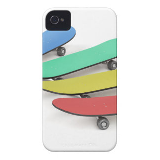 Capa Para iPhone 4 Case-Mate Skates