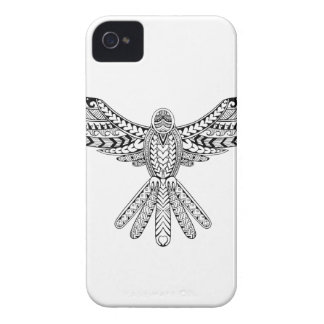 Capa Para iPhone 4 Case-Mate Tatuagem tribal da pomba