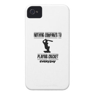 Capa Para iPhone 4 Case-Mate Tendendo o design legal do grilo