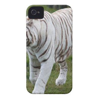 Capa Para iPhone 4 Case-Mate Tigre branco