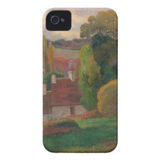 Capa Para iPhone 4 Case-Mate Uma fazenda em Brittany - Paul Gauguin