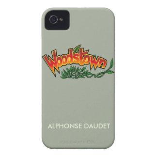 Capa Para iPhone 4 Case-Mate Wood'stown por Alphonse Daudet