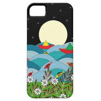 Capa Para iPhone 5 2 florais