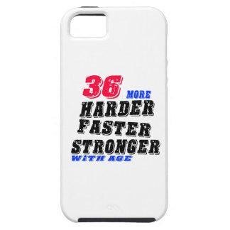 Capa Para iPhone 5 36 mais fortes mais rápidos mais duros com idade
