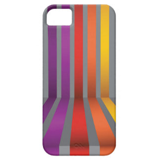 Capa Para iPhone 5 80Colorful Lines_rasterized