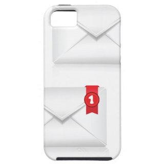 Capa Para iPhone 5 91Mailbox Icon_rasterized alerta