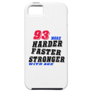 Capa Para iPhone 5 93 mais fortes mais rápidos mais duros com idade