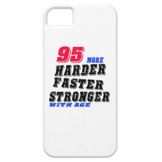 Capa Para iPhone 5 95 mais fortes mais rápidos mais duros com idade