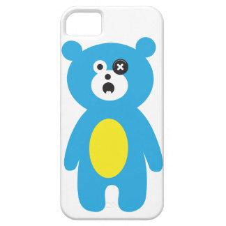 Capa Para iPhone 5 A boneca de pano de Bluebear imprimiu na caixa do